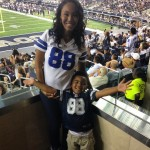 Dez Bryant's girlfriend Ilyne Nash - Instagram