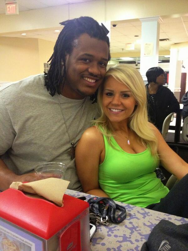 Donta Hightowers Girlfriend Morgan Hart