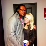 Dont'a Hightower's Girlfriend Morgan Hart - Twitter