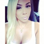 Floyd Mayweather's girlfriend Doralie Medina - Instagram