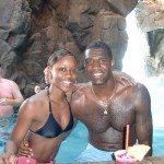 Greg Oden girlfriend Candace @ blazeoflove.com