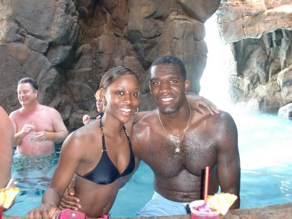Greg Oden Charged with Battery on Girlfriend