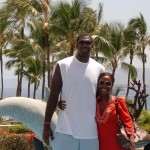 Greg Oden girlfriend Candyce @ blazeoflove.com