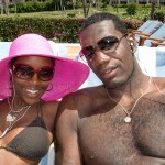 Greg Oden's girlfriend Candace @ blazeoflove.com