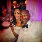 Jamal Crawford's wife Tori Crawford - Twitter