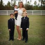 Jason Babin's wife Sara Babin - Facebook