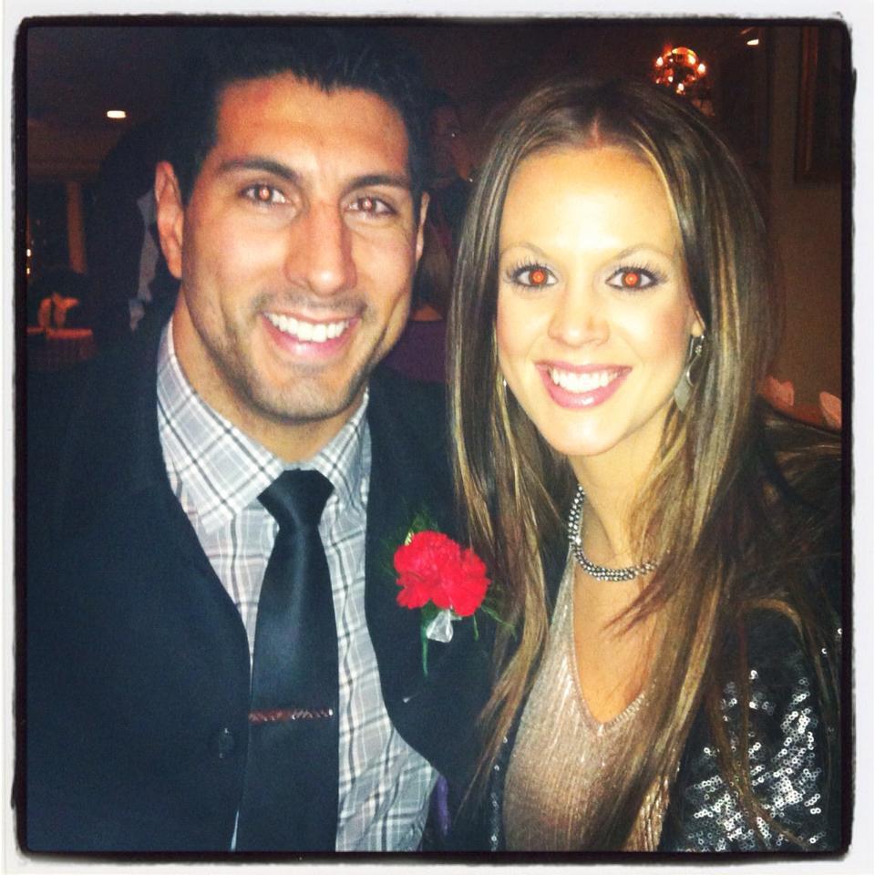 Jason Babin's Wife Sara Babin