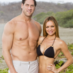 John Rocker's girlfriend Julie McGee - CBS