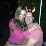 John Rocker's girlfriend Julie McGee - Facebook