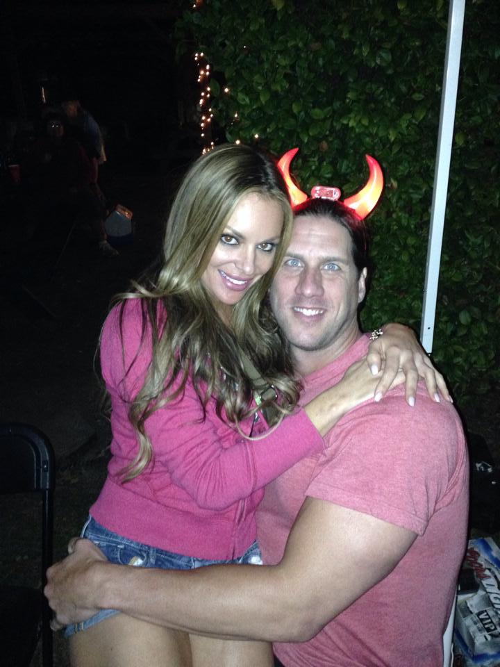 John Rocker's Girlfriend Julie McGee
