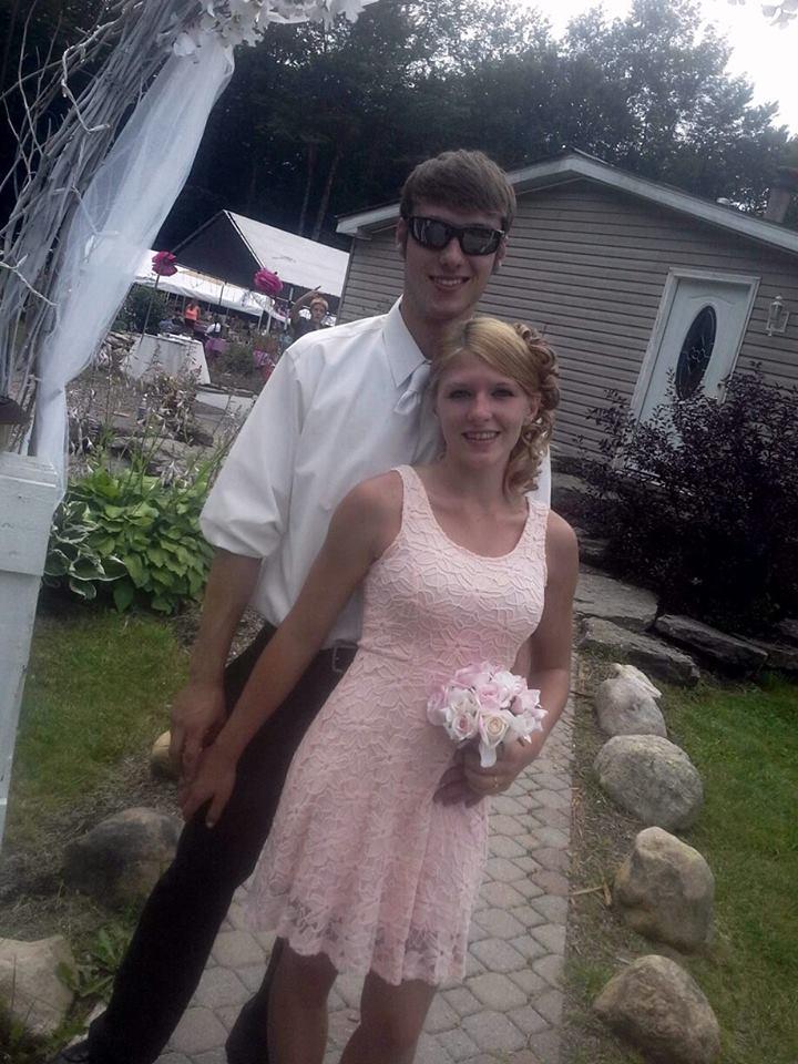Kevin Ward Jr.'s girlfriend Mercedes Fruin