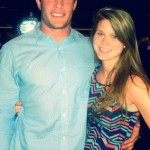 Luke Kuechly's girlfriend Shannon Reilly - Facebook