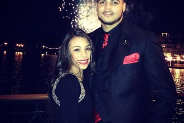 Mike Evans' girlfriend Ashli Dotson - Facebook