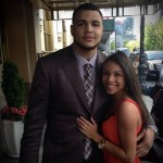 Mike Evans' girlfriend Ashli Dotson - Instagram