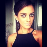 Rory McIlroy's girlfriend Sasha Gale - Twitter
