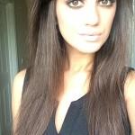 Rory McIlroy's girlfriend Sasha Gale - Twitter