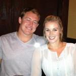 Toby Gerhart's wife Meredith Ayres Gerhart - Facebook