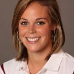 Toby Gerhart's wife Meredith Ayres Gerhart - sportsbybrooks.com