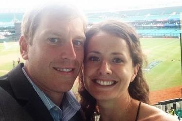 AJ Ellis' wife Cindy Ellis - Instagram