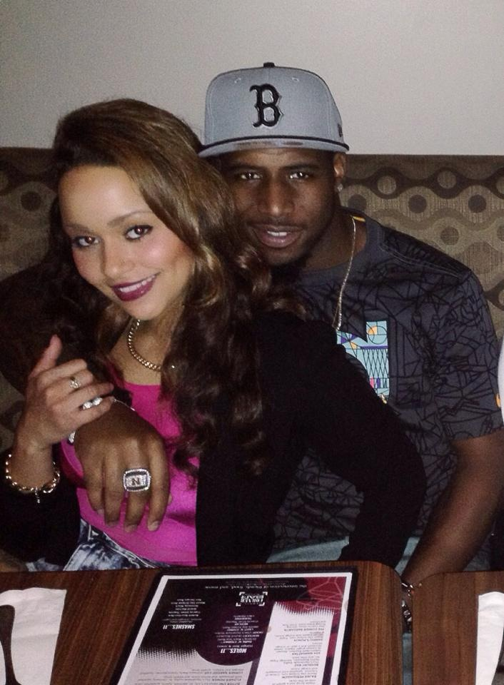 Alfonzo Dennard's girlfriend Ashley Brown - PlayerWives.com