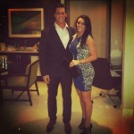 Brian Cushing's wife Megan Cushing - Twitter