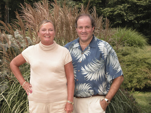Chris Berman's Wife Kathy Berman
