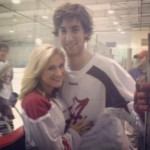 Clint Trickett's girlfriend Kristen Saban - Facebook