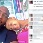 Devon Still's girlfriend Asha - Instagram
