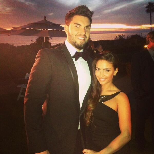 Eric Hosmer's Girlfriend Kimberly Figueroa