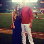 Garrett Richards' Girlfriend Alexis Arnoldi - Twitter