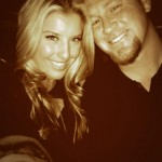 Kole Calhoun's wife Jennifer Calhoun - Twitter