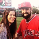 Matt Shoemaker's wife Danielle Shoemaker - Twitter
