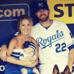 Wade Davis' Wife Katelyn Davis