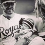 Wade Davis wife Katelyn Davis