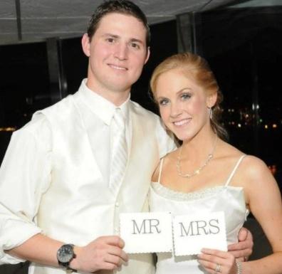 Zach Britton's Wife Courtney Britton