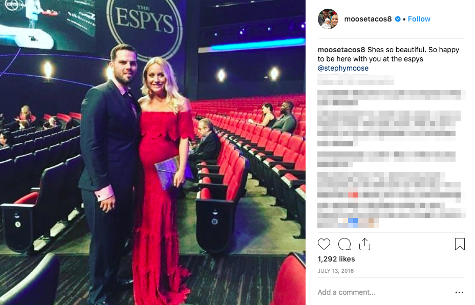 Mike Moustakas' Wife Stephanie Moustakas