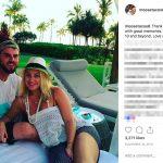 Mike Moustakas' wife Stephanie Moustakas - Instagram