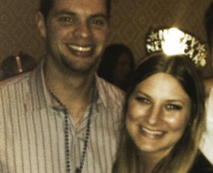Brandon Belt's wife Haylee Belt - Twitter