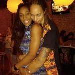 Brittney Griner's Girlfriend Glory Johnson - Instagram