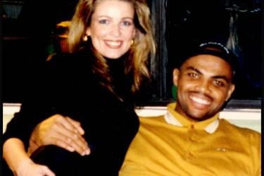 Charles Barkley's Wife Maureen Blumhardt Barkley