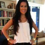 Emmanuel Sanders' Girlfriend Gabriella Waheed - Facebook