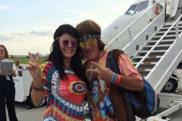 Joe Maddon's wife Jaye Maddon - Twitter
