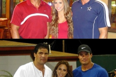 Jose Canseco's Girlfriend Leila Knight
