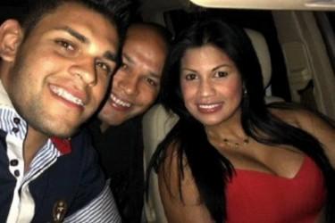 Omar Infante's Wife Yohanna Infante