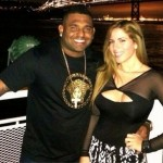 Pablo Sandoval's girlfriend Dubcy Romero - Facebook