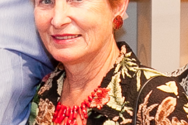 Brent Musburger's wife Arlene Musburger