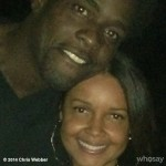 Chris Webber's Wife Erika Dates Webber - Instagram