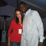 Chris Webber's Wife Erika Dates Webber - Twitter