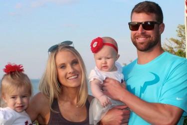 Corey Kluber's wife Amanda Kluber - Facebook