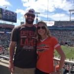 Corey Kluber's wife Amanda Kluber - Twitter